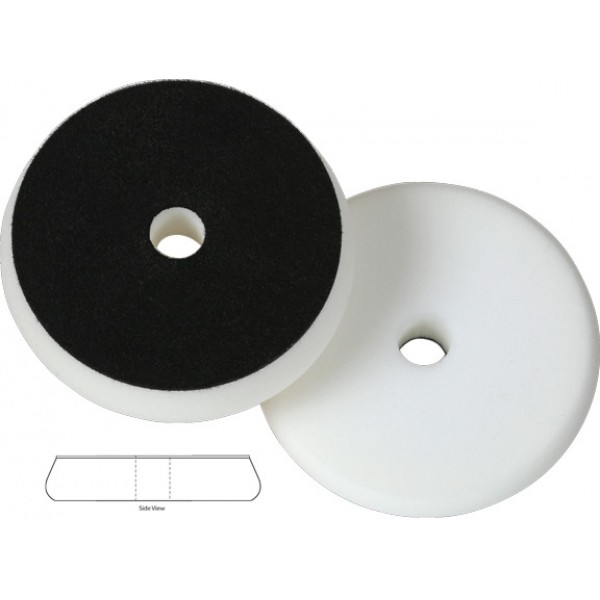 Loop Force White Polishing Pad White  5.5 X 1.25
