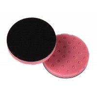 Ccs Pink heavy polishing foam pad 5-1/4''x7/8''