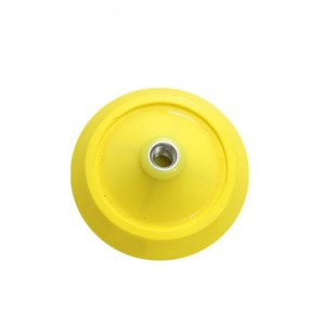 Grip Easy Molded Urethane backing plate (14mm) 4-7/8'