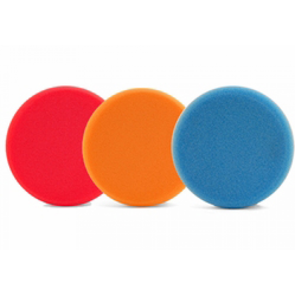 Crimson Foam Flat Finishing Pad 5-1/2X1-1/4''