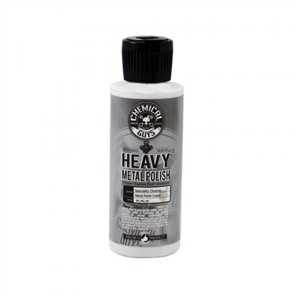 Vintage Heavy Metal Polish 4 oz