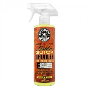 Leather Quick Detailer 16 oz