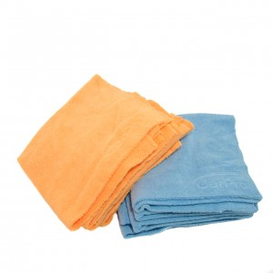 Microfiber towel 2face 320gsm 40x40cm (1pc)