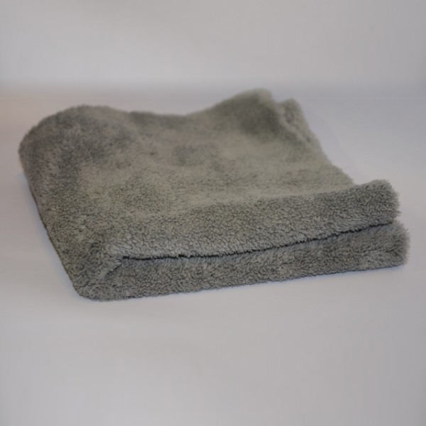 Microfiber Towel Grey 800gsm