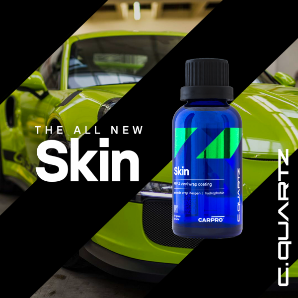 Cquartz Skin 50ml PPF & Vinyl coating