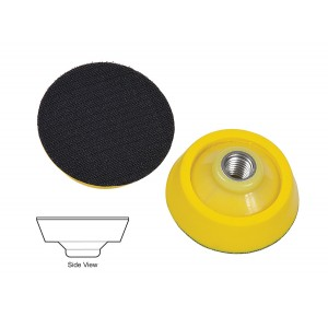 "Molded Urethane Grip Easy  Backing Plate 73MM (2-7/8"")"