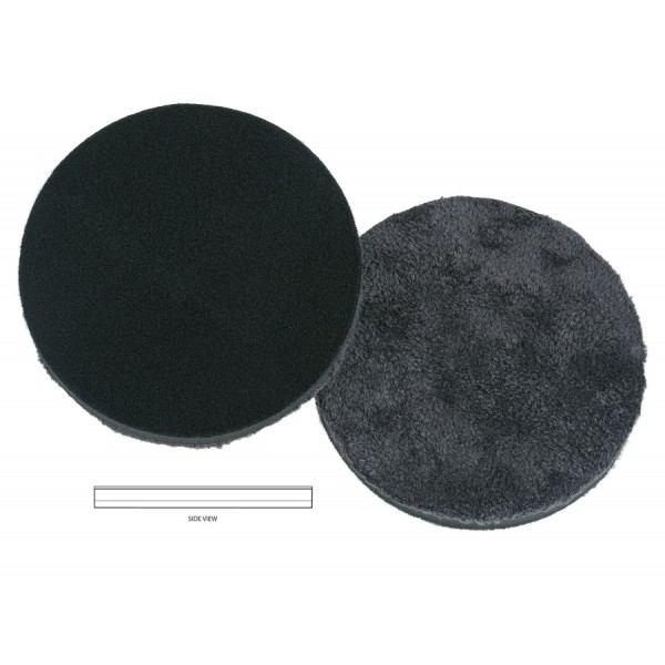 Microfiber Polishing Pad 3-1/4 Diam (no cenet hole)