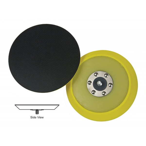 "Molded Urethane Backing Plate 125MM (4-7/8"") 5"" to 6"""