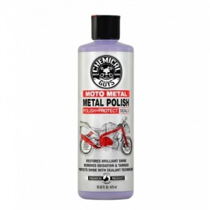 Moto Metal Polish Cleaner & Polish 16oz