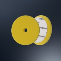 Menzerna medium cut foam pad yellow 150mm(center hole)